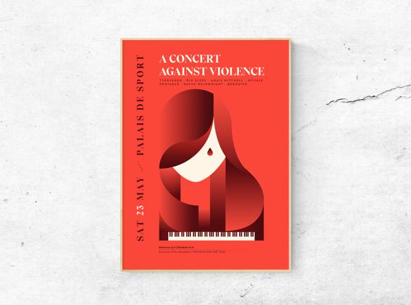 5 Gute Beispiele Für Kreatives Poster Design Helloprint Blog